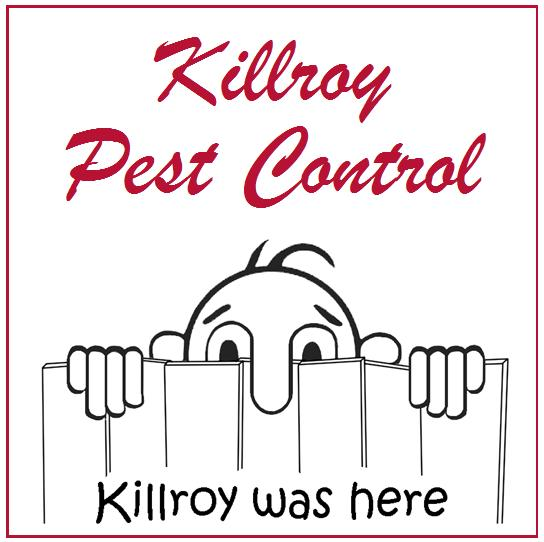 Killroy Pest Control Logo