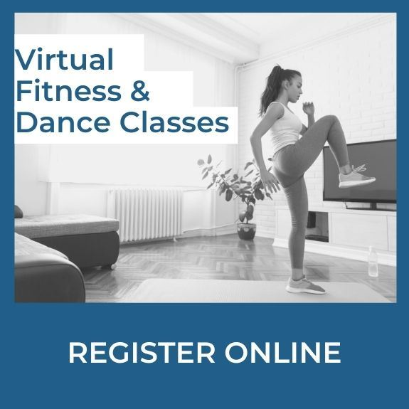 Virtual Fitness Dance Classes