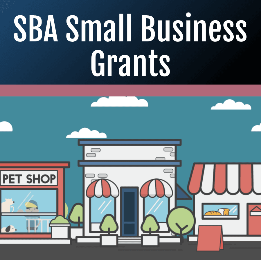 SBA Small Business Grants