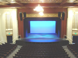 Theatre Stage
